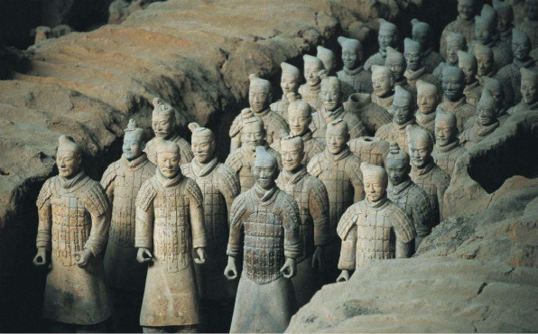 Tour in Shaanxi | Ancient Art and Culture Xian Tour