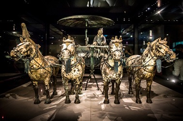 Tour in Shaanxi | Xi'an One-Day Terracotta Warriors and City Discovery Tour