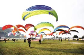 Experience in Sichuan | Chengdu Tandem Paragliding & Solo Paragliding Training