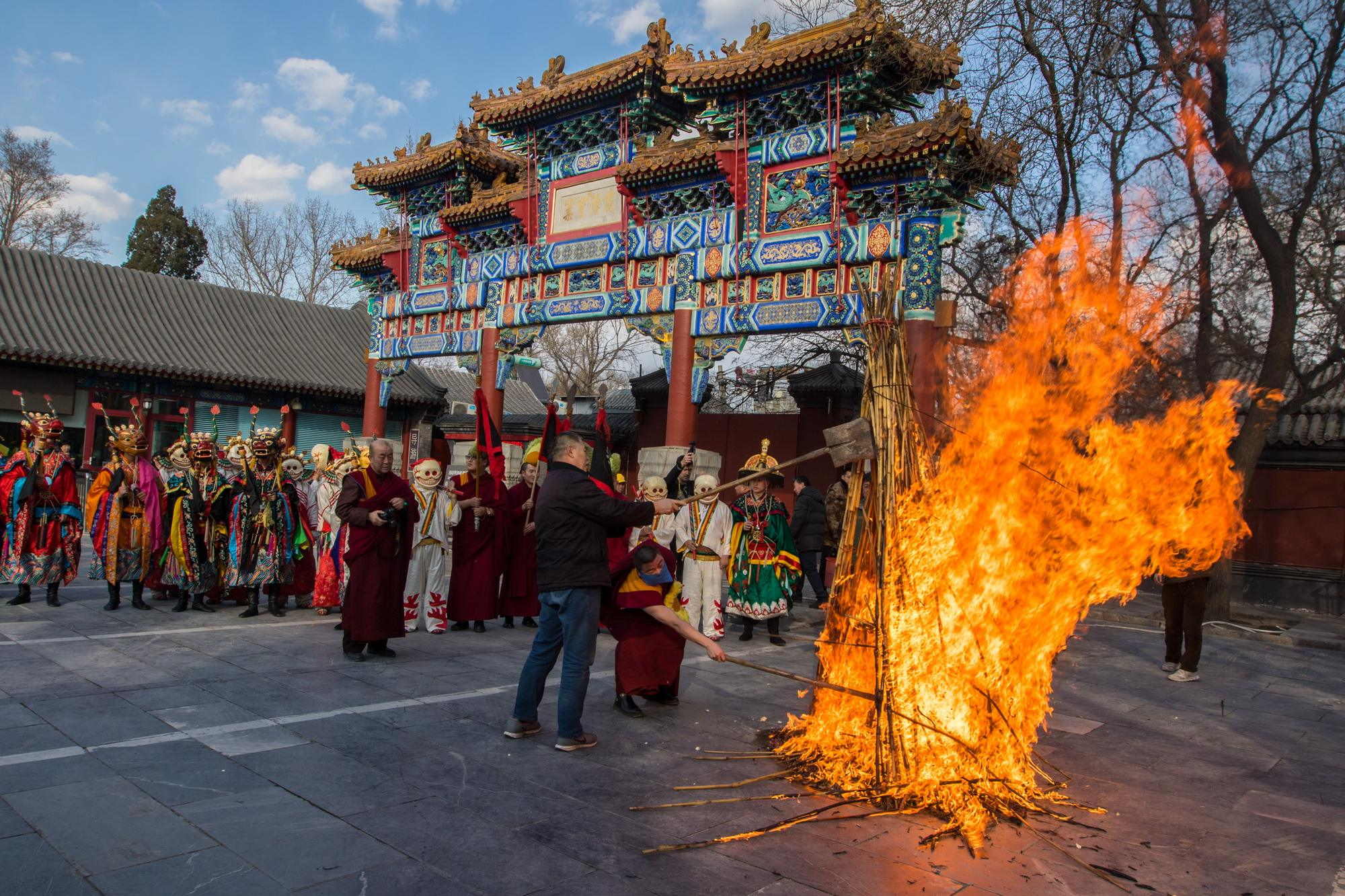 Tour in Beijing | 4-Hour Private Tour: Tibetan Buddhist Lama Temple, Confucius Temple and Guozijian Museum