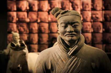 Tour in Shaanxi | Xi'an Half-Day Terracotta Wariors Discovery Tour